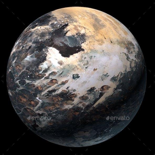 Planet Reststop - 3DOcean Item for Sale