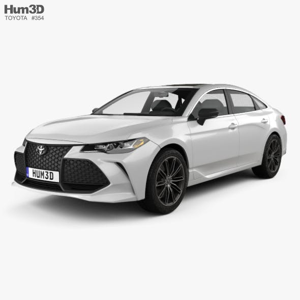 Toyota Avalon Touring 2018 - 3DOcean Item for Sale