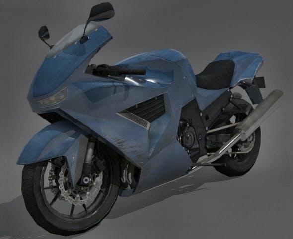 Razor RZX-1000 - 3DOcean Item for Sale