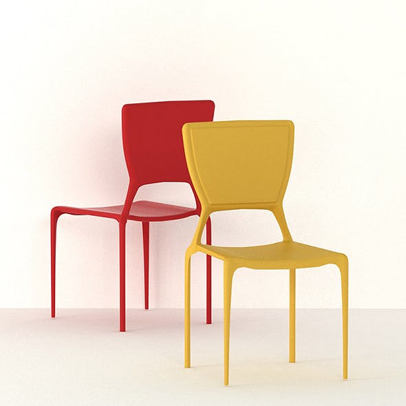 MISHI CHAIR -  DINING CHAIR