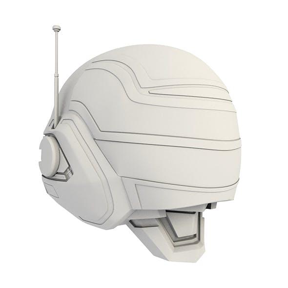 Jaspion Helmet for 3d printing