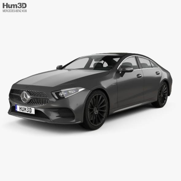 Mercedes-Benz CLS-class (C257) AMG Line 2018