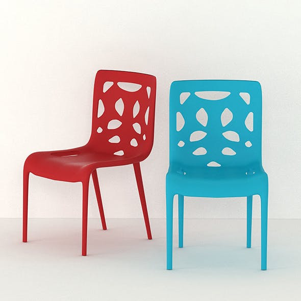 MEPO CHAIR - DINING CHAIR - 3DOcean Item for Sale