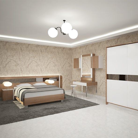 Naoki Bedroom Set