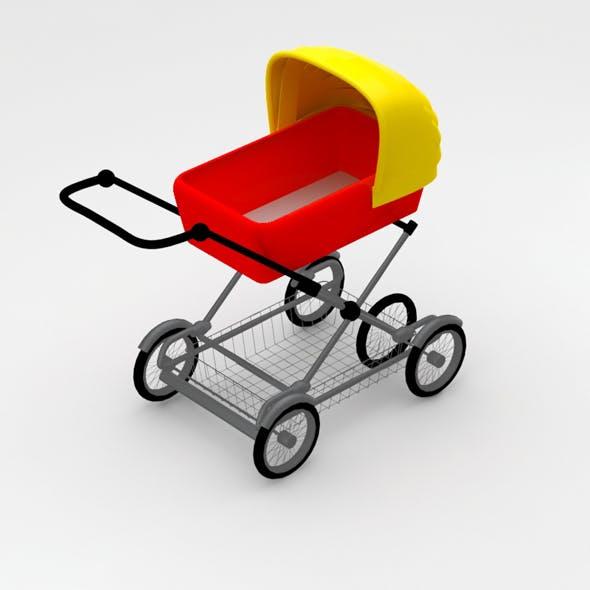 pram - 3DOcean Item for Sale