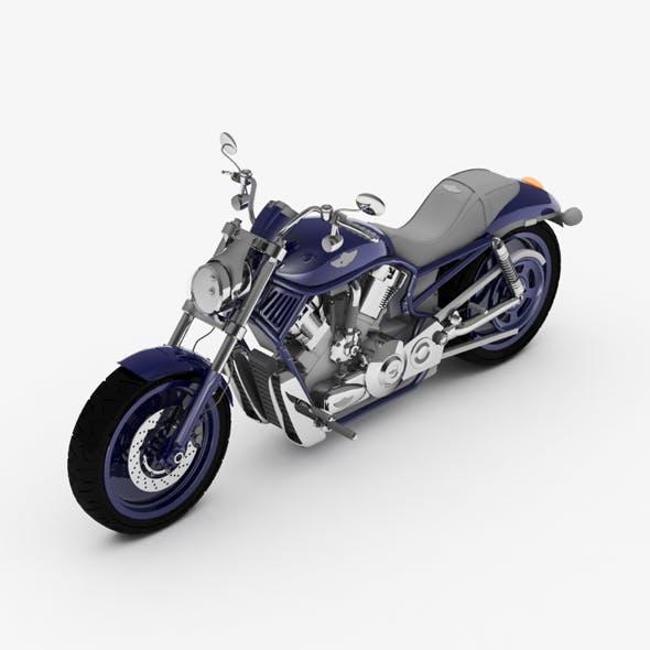 Motorbike - 3DOcean Item for Sale