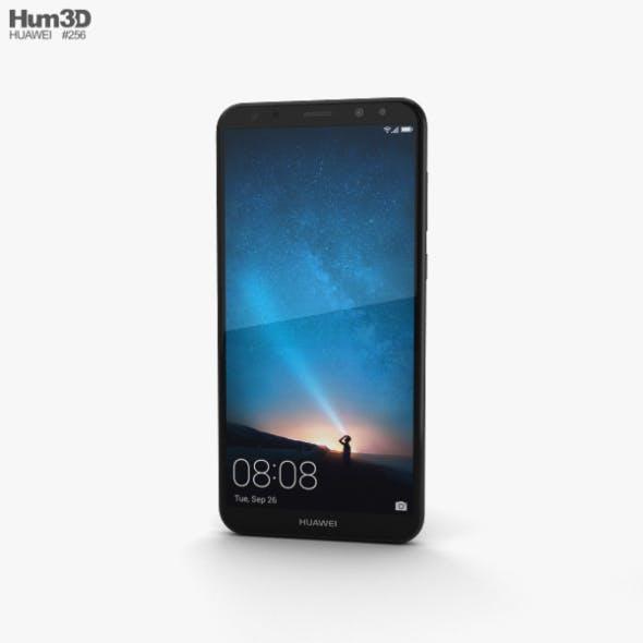 Huawei Mate 10 Lite Graphite Black - 3DOcean Item for Sale