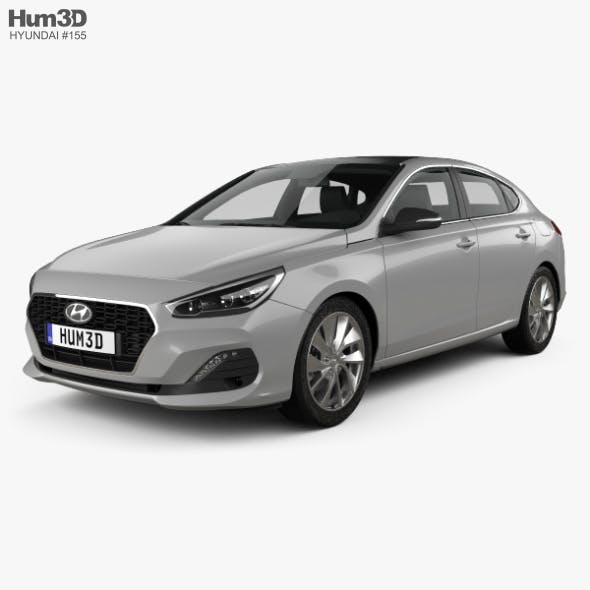 Hyundai i30 fastback 2017 - 3DOcean Item for Sale