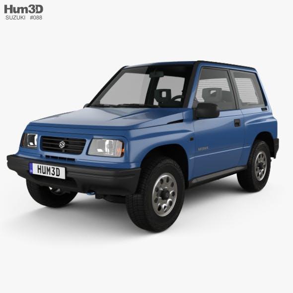 Suzuki Vitara 3-door 1989 - 3DOcean Item for Sale