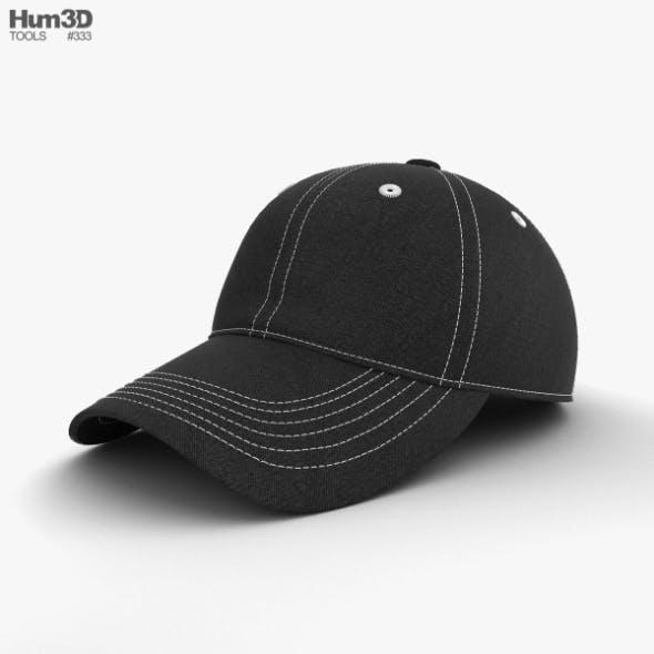 Baseball Cap - 3DOcean Item for Sale