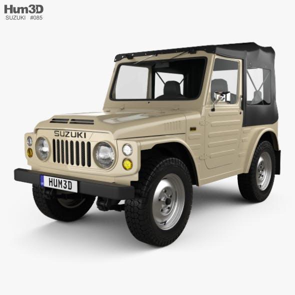 Suzuki Jimny 1977 - 3DOcean Item for Sale