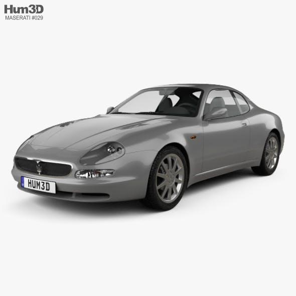 Maserati 3200 GT 1998 - 3DOcean Item for Sale