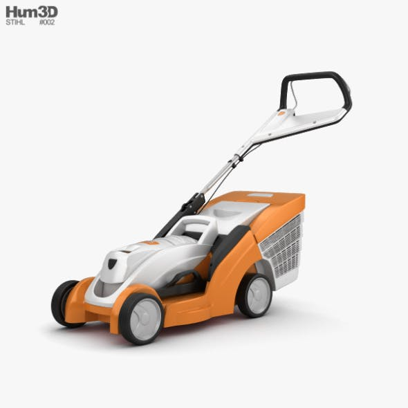 Stihl RMA 339 C Lawn mower