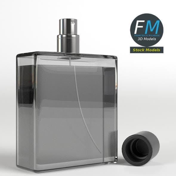 Perfume bottle 1 - 3DOcean Item for Sale