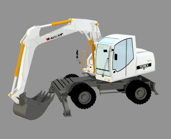 Terex  TW - 3DOcean Item for Sale