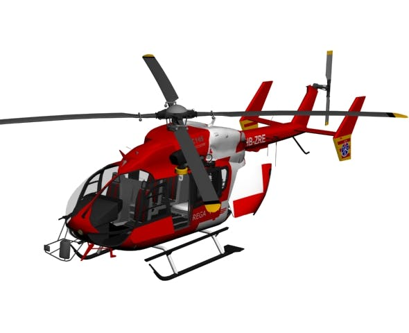 Eurocopter - 3DOcean Item for Sale