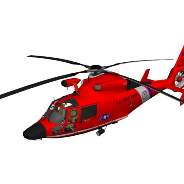 Helicopter hh dolphin
