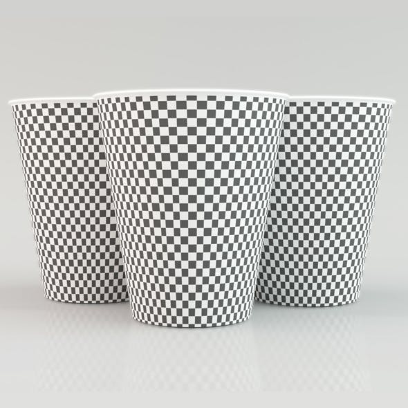 Paper Coffee Cup 04 - 3DOcean Item for Sale