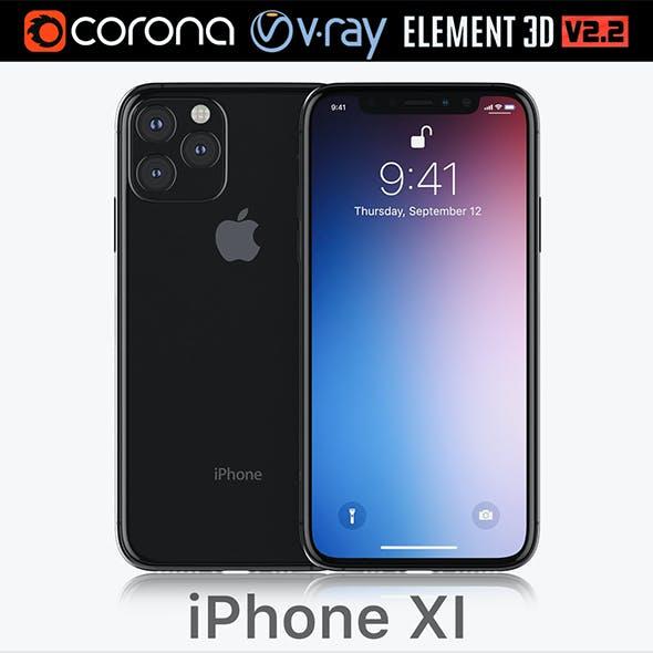 Apple iPhone XI 2019