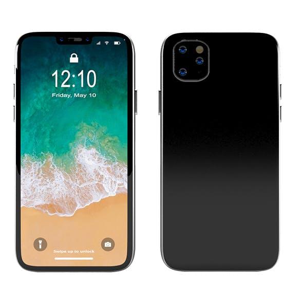 Generic Smartphone 2019 - 3DOcean Item for Sale
