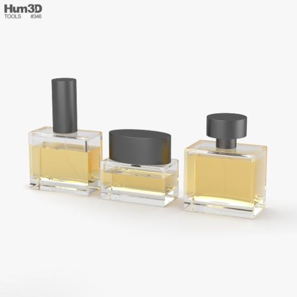 Perfume Bottle - 3DOcean Item for Sale