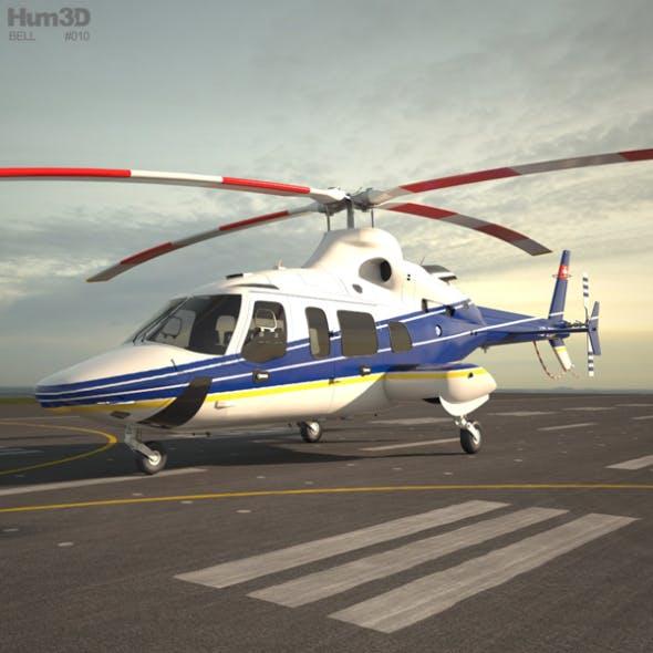 Bell 430 - 3DOcean Item for Sale