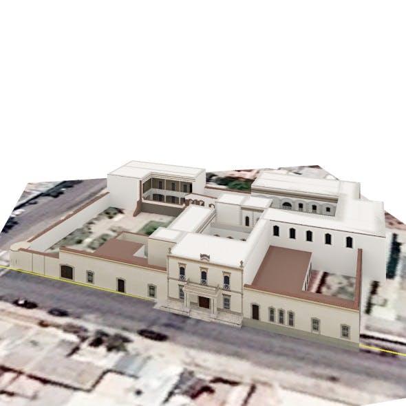 Museo Historico de la Revolucion - 3DOcean Item for Sale