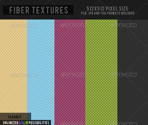 Fiber Textures - 3DOcean Item for Sale