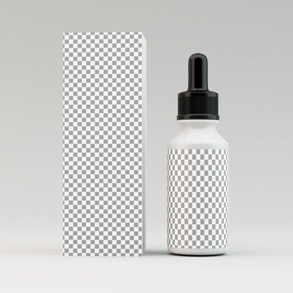 Dropper Bottle 01