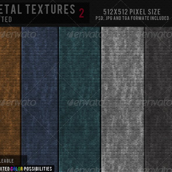 Metal Texture - Dotted - 2