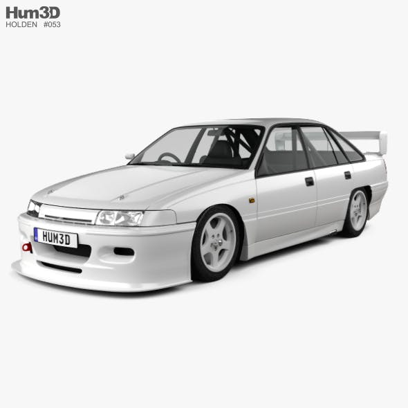 Holden Commodore Touring Car 1993 - 3DOcean Item for Sale