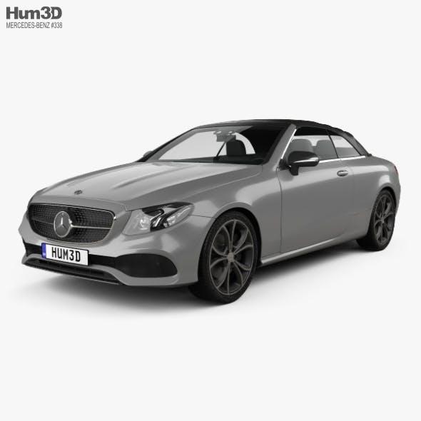 Mercedes-Benz E-class (A238) cabriolet 2016 - 3DOcean Item for Sale