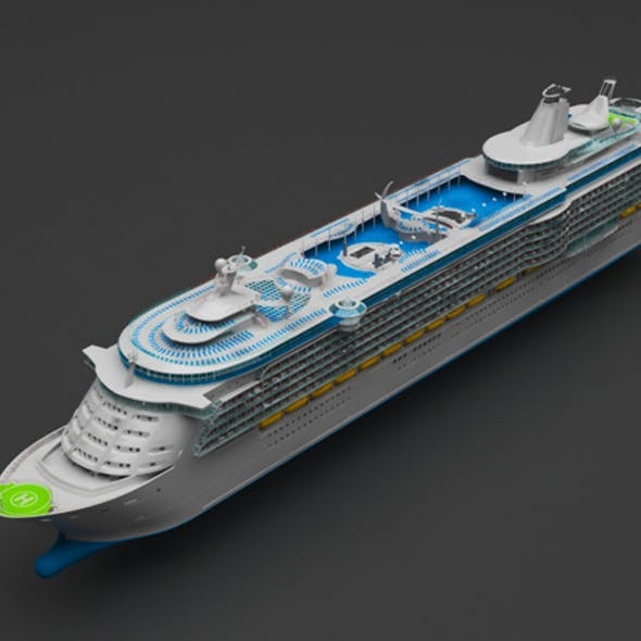 Cruiser ship