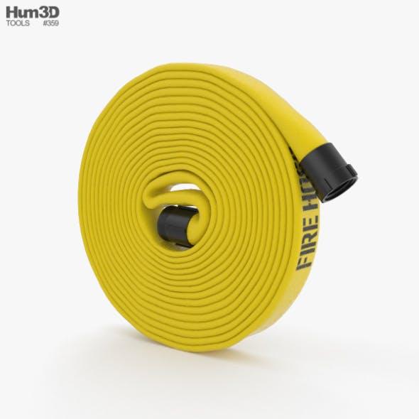 Fire Hose - 3DOcean Item for Sale