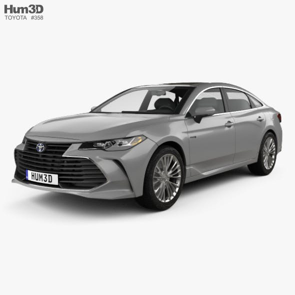 Toyota Avalon Limited Hybrid 2018