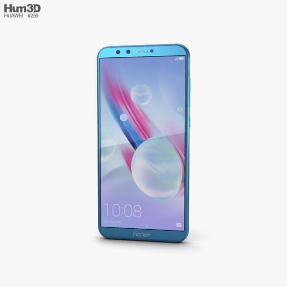 Huawei Honor 9 Lite Blue - 3DOcean Item for Sale