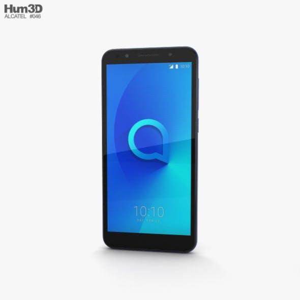 Alcatel 1X Dark Blue - 3DOcean Item for Sale