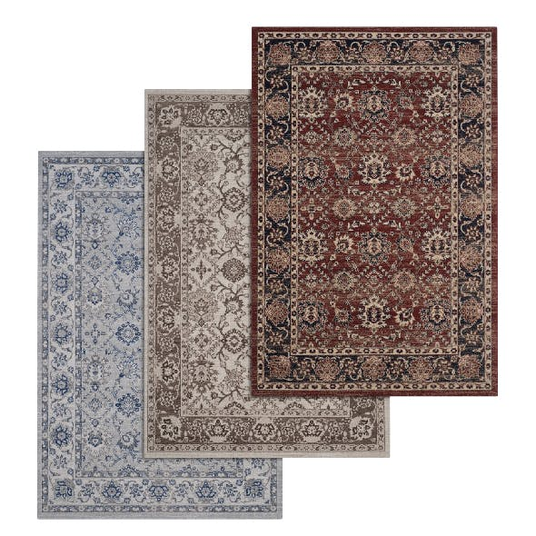 Rug Set 17 - 3DOcean Item for Sale