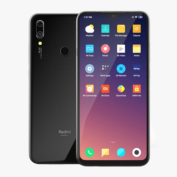 Xiaomi Redmi Note 7 Model