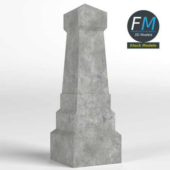 Tombstone 5 - 3DOcean Item for Sale