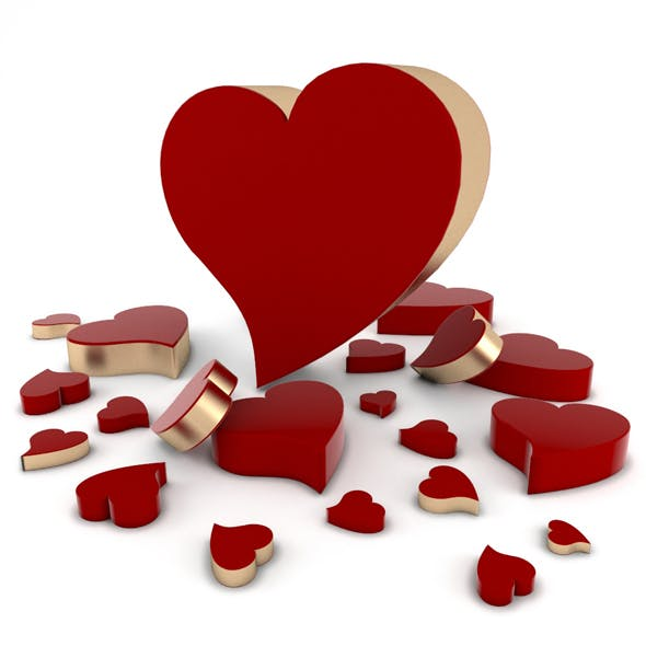 Love - 3DOcean Item for Sale