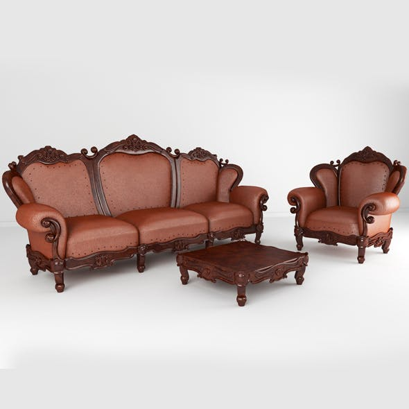 Luxury_Set_ 158 - 3DOcean Item for Sale
