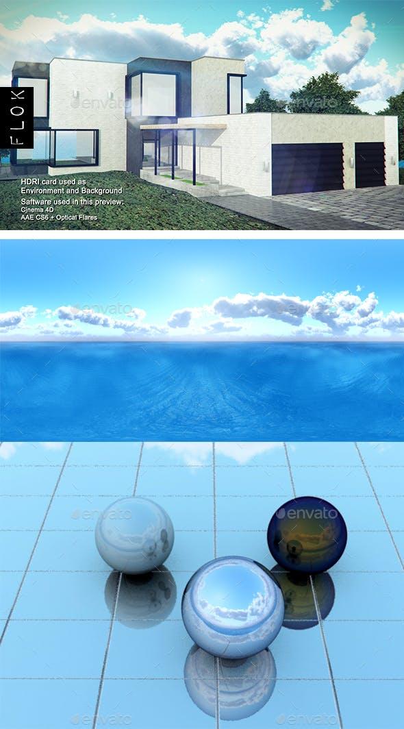 Daylight Sea 34 - 3DOcean Item for Sale