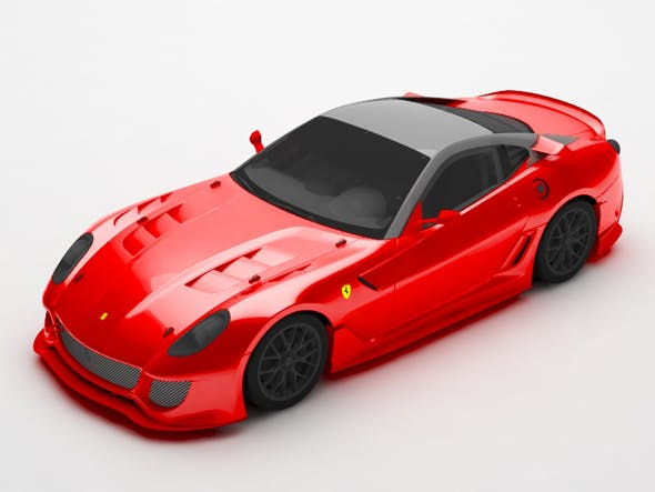 Ferrari - 3DOcean Item for Sale