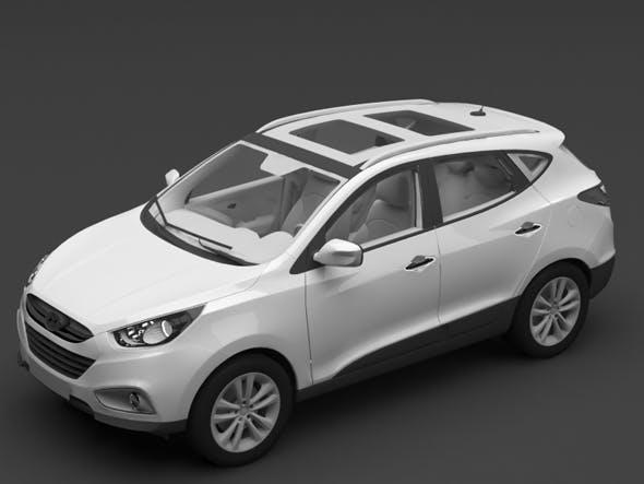 Hyundai - 3DOcean Item for Sale