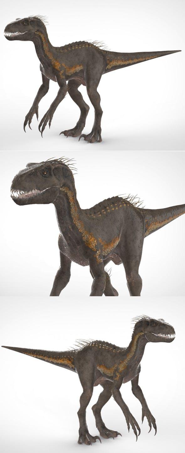 Indoraptor - 3DOcean Item for Sale