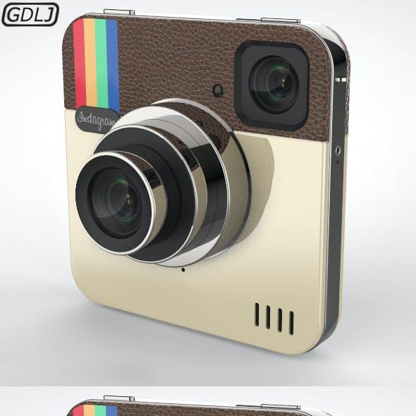 Camera Instagram