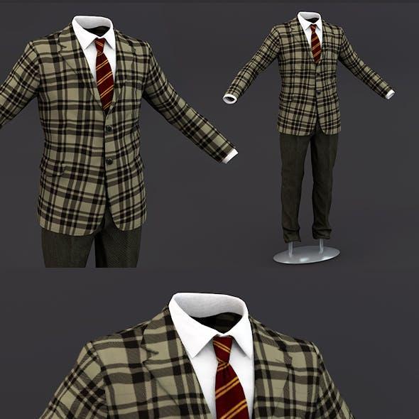 Men suit 14