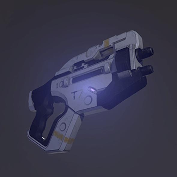 Mass efffect t7 heavy pistol