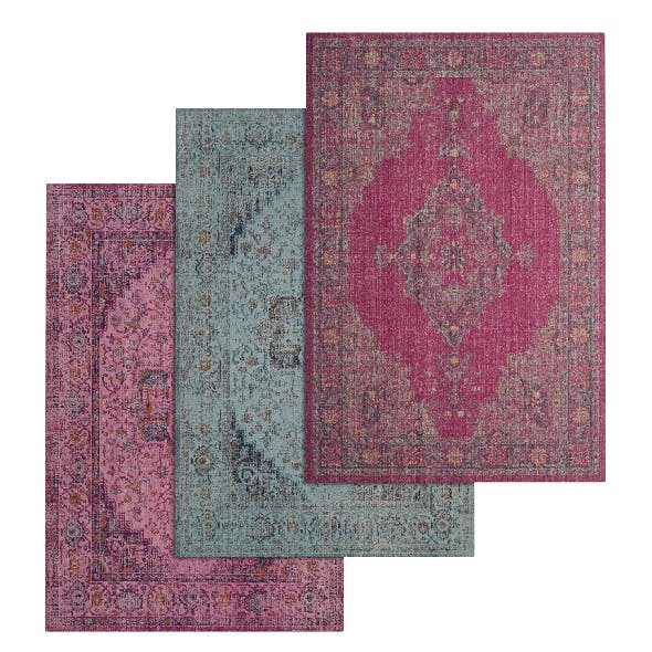 Rug Set 25 - 3DOcean Item for Sale